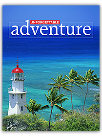 Unforgettable Adventures for Marriott Vacations.