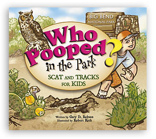 Who Pooped in the Park? Big Bend National Park align=