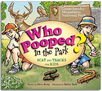 Who Pooped in the Park? Great Smoky Mountains National Park align=