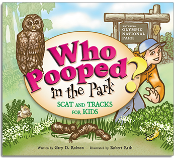 Who Pooped in the Park? Olympic National Park align=