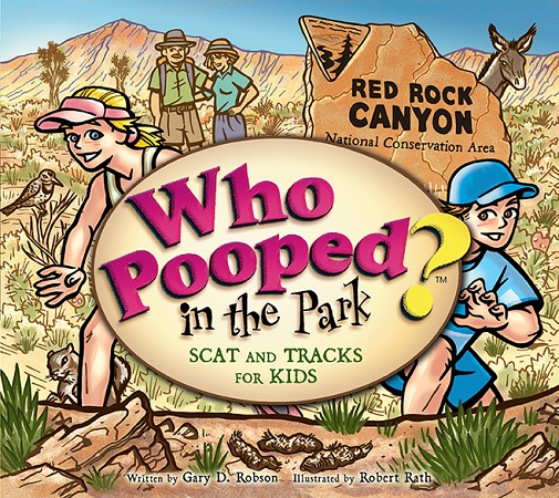Who Pooped in the Park? Red Rock Canyon National Conservation Area align=