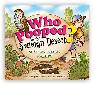 Who Pooped in the Sonoran Desert? align=