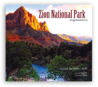 Zion National Park Impressions align=