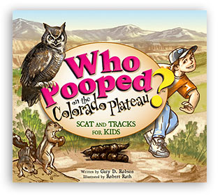 Who Pooped on the Colorado Plateau? align=