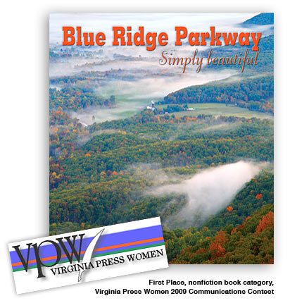 Blue Ridge Parkway Simply Beautiful align=