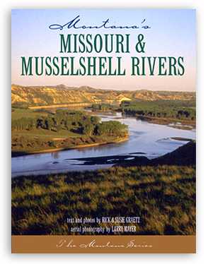 Montana's Missouri and Musselshell Rivers align=