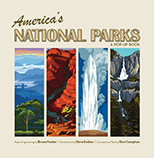 America's National Parks, A Pop-Up Book align=