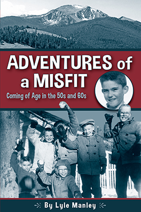 Adventures of a Misfit align=