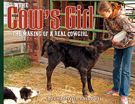 The Cow's Girl align=