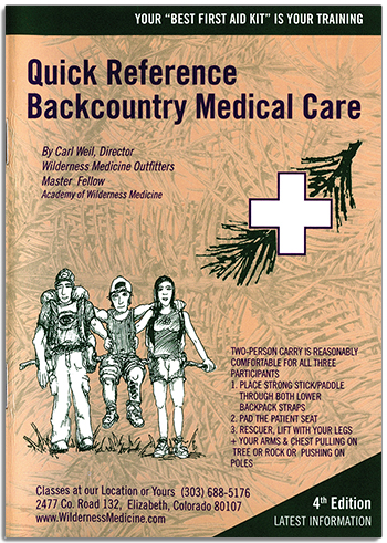 Backcountry Medical Care align=