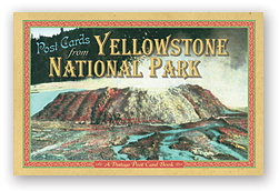 Post Cards from Yellowstone National Park align=