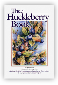 The Huckleberry Book align=