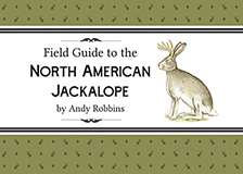 Field Guide to the North American Jackalope align=