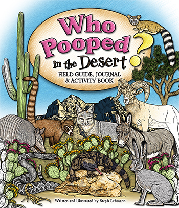Who Pooped in the Desert? align=