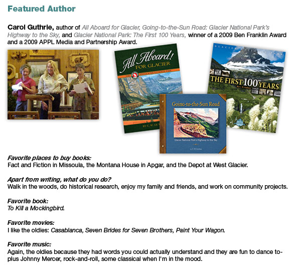 FCP-June Newsletter-Featured Author