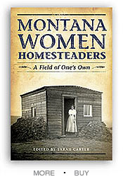 Montana Women Homesteaders