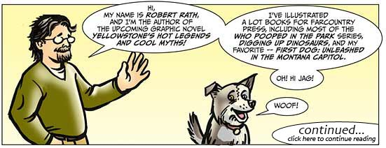 Rob Raths comic strip
