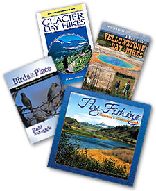 Favorite Guides to the great outdoors covers