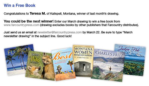 Win a free book