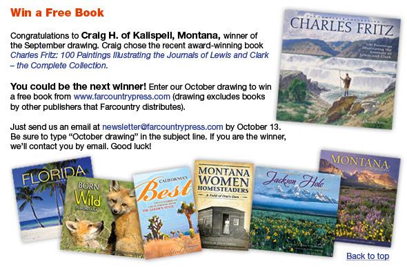 FCP-October Newsletter Win book